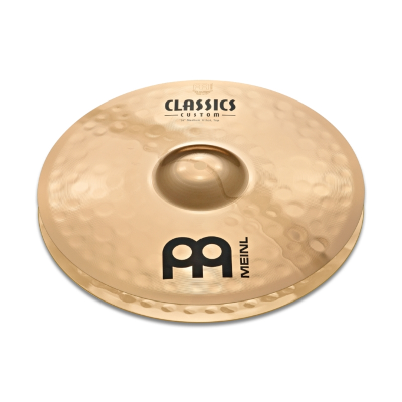 Meinl Classics Custom Medium Hi-Hat 15""