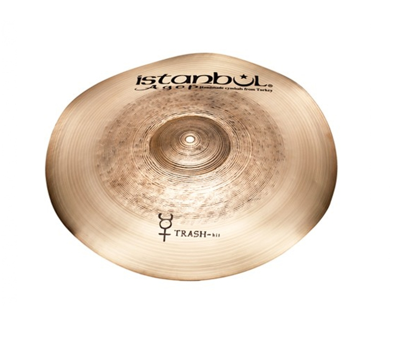 Istanbul Agop Traditional Trash Hit 12""