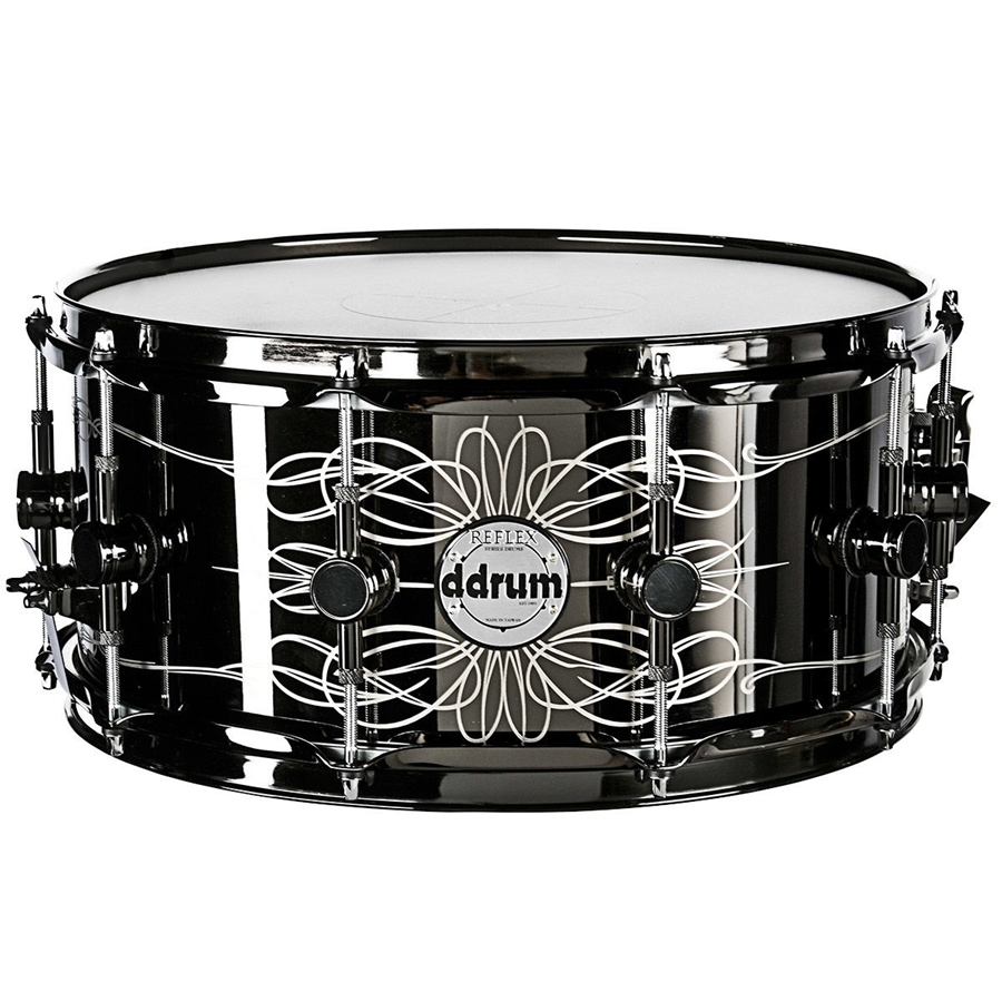 "DDrum Tattooed Lady 14""x6,5"" Stal"