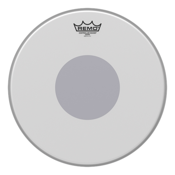 Remo Controlled Sound Coated 10""
