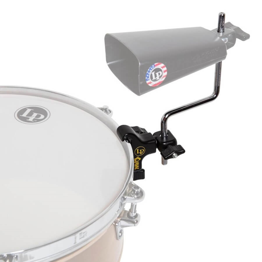 Latin Percussion LP592B-X Uchwyt do perkusjonaliów