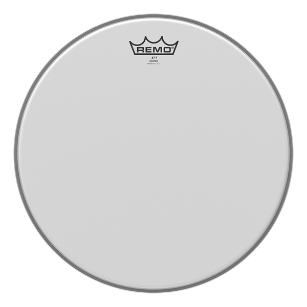 Remo Ambassador X Coated 13''