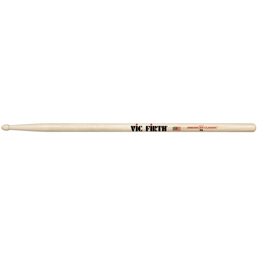 Vic Firth American Classic 1A Wood Tip
