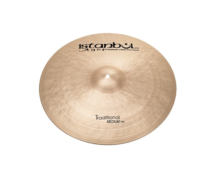 Istanbul Agop Traditional Medium Ride 24""