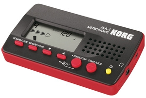 Korg metronom MA1 BLACK RED