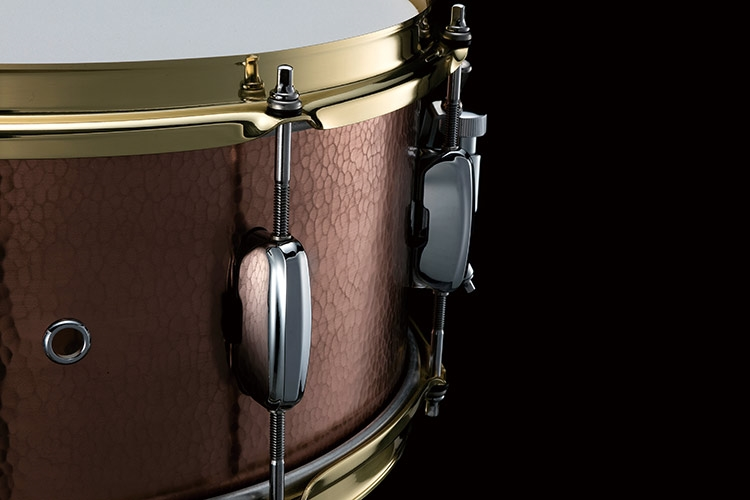 "Tama 14""x6,5"" Star Reserve Hammered Copper Shell"