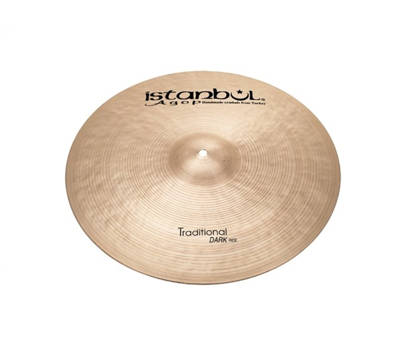 Istanbul Agop Traditional Dark Ride 26""