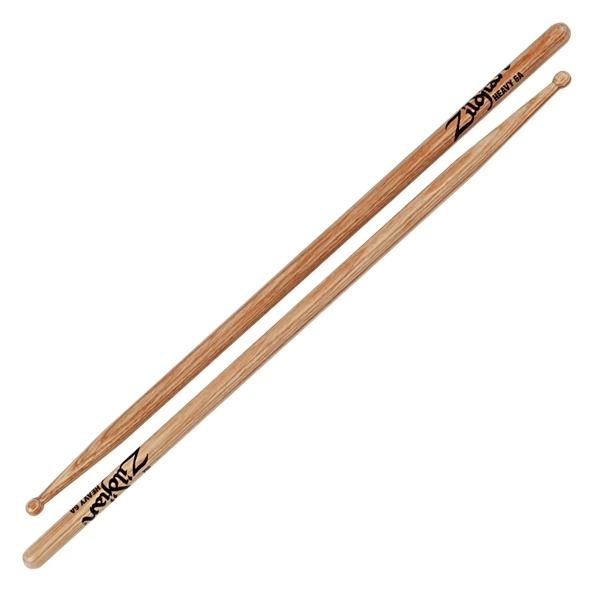 Zildjian Laminated Birch Heavy 6A Wood Tip
