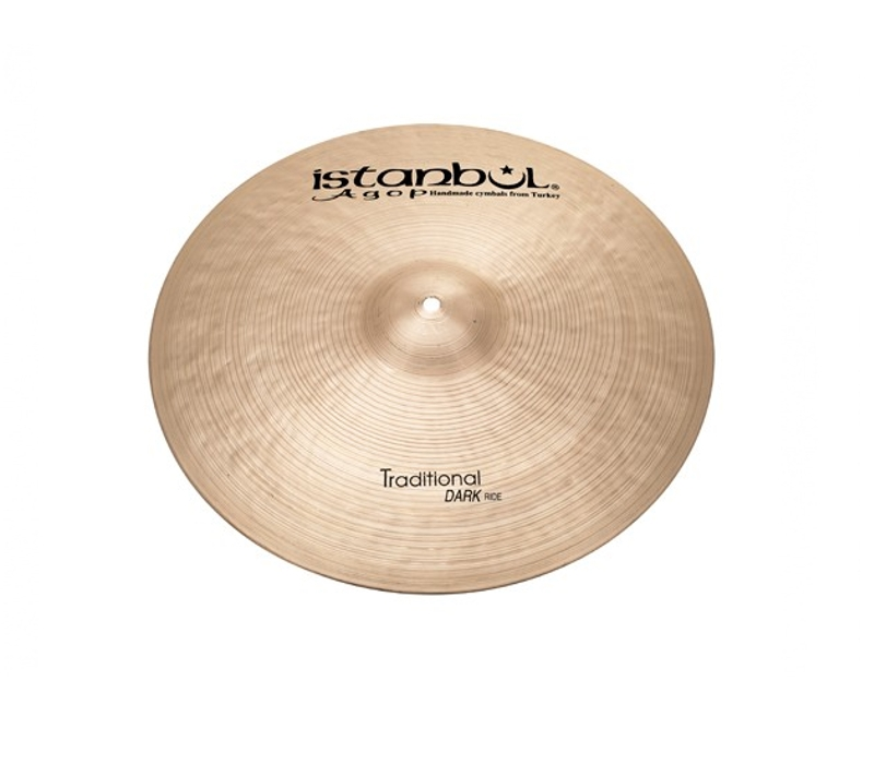 Istanbul Agop Traditional Dark Ride 22""