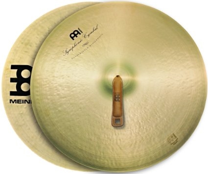 Meinl Symphonic Cymbals Extra Heavy 22""