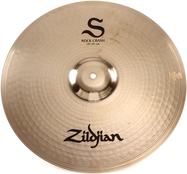 "Zildjian S Family Rock Set 14"",18"",22"" + 20"""