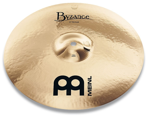 Meinl Byzance Brilliant Medium Thin Crash 17""