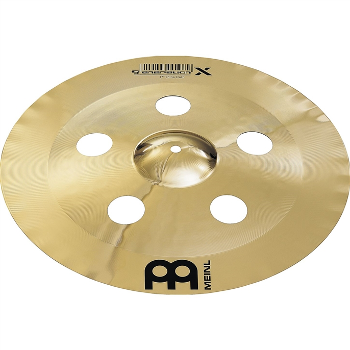Meinl Generation X China Crash 17""