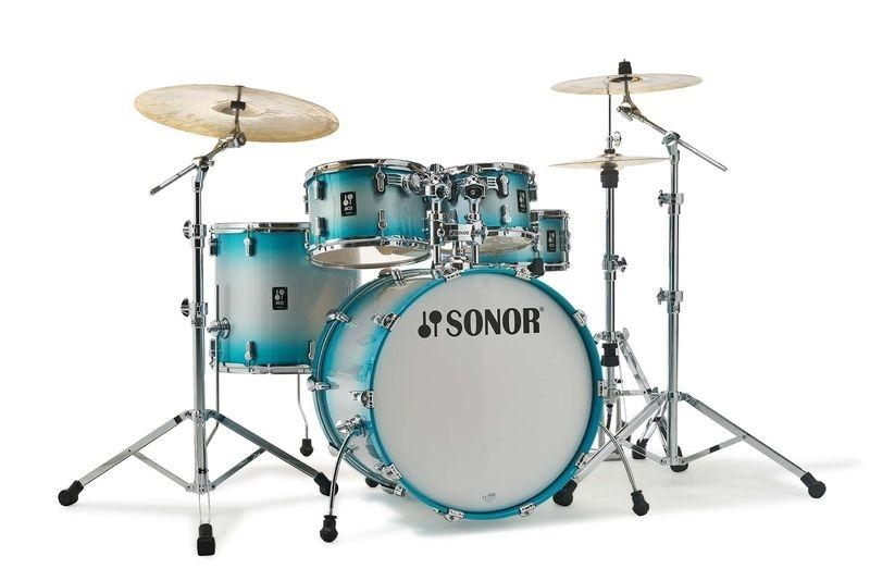 "Sonor AQ2 Stage 22"" 10"" 12"" 16"" + 14"""