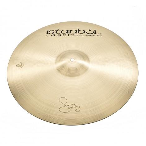 Istanbul Sterling Crash Ride 20""