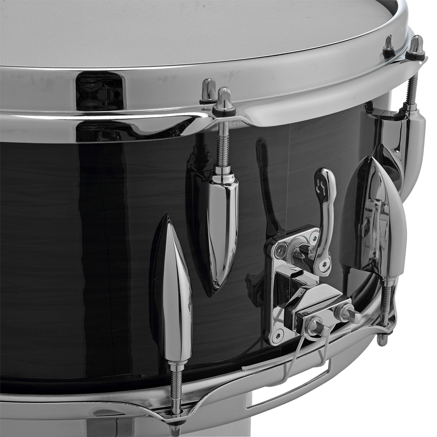 "Sonor Vintage Snare Drum 14""x6,5"" Black Slate"