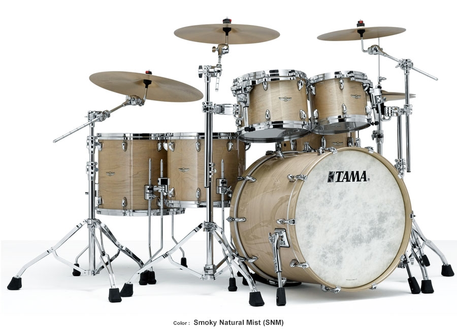 Tama Star HandCrafted Made in Japan ORZECH