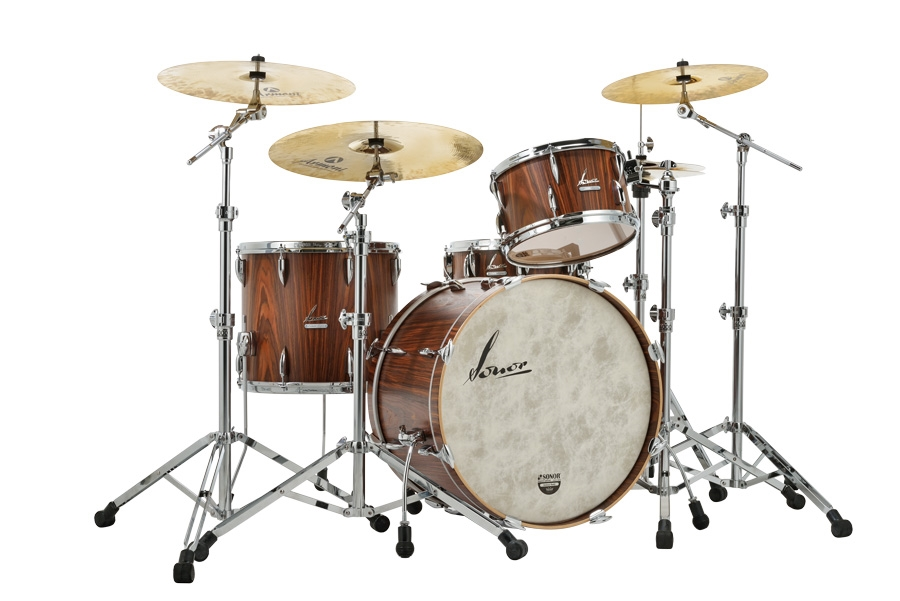 "Sonor Vintage 20"" Shell Set + Tom Holder"