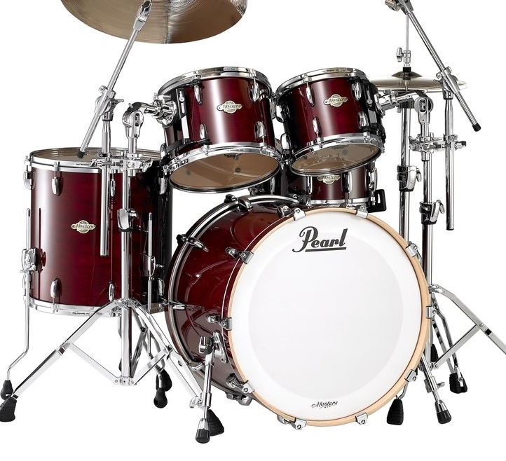 Pearl Masters MCX 22,10,12,14 Shell Set - 30%