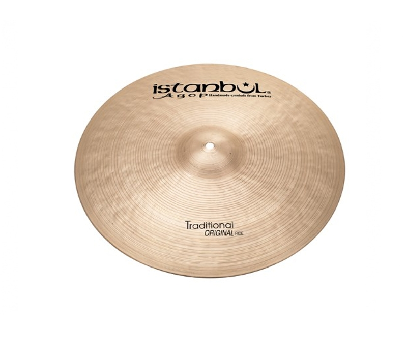 Istanbul Agop Traditional Original Ride 20