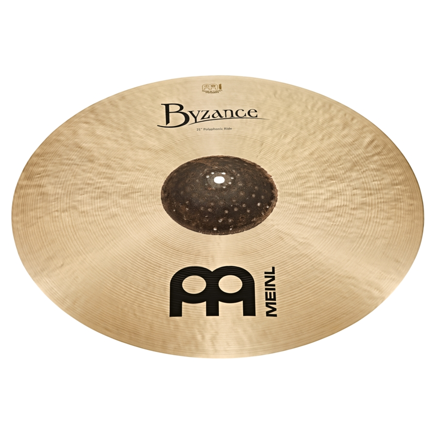 Meinl Byzance Trad Polyphonic Ride 21""