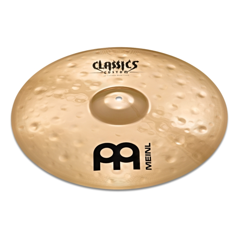 Meinl Classics Custom Extreme Metal Crash 16""