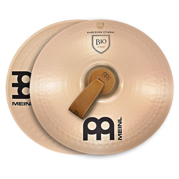 Meinl Professional Marching B10 Cymbals 16""