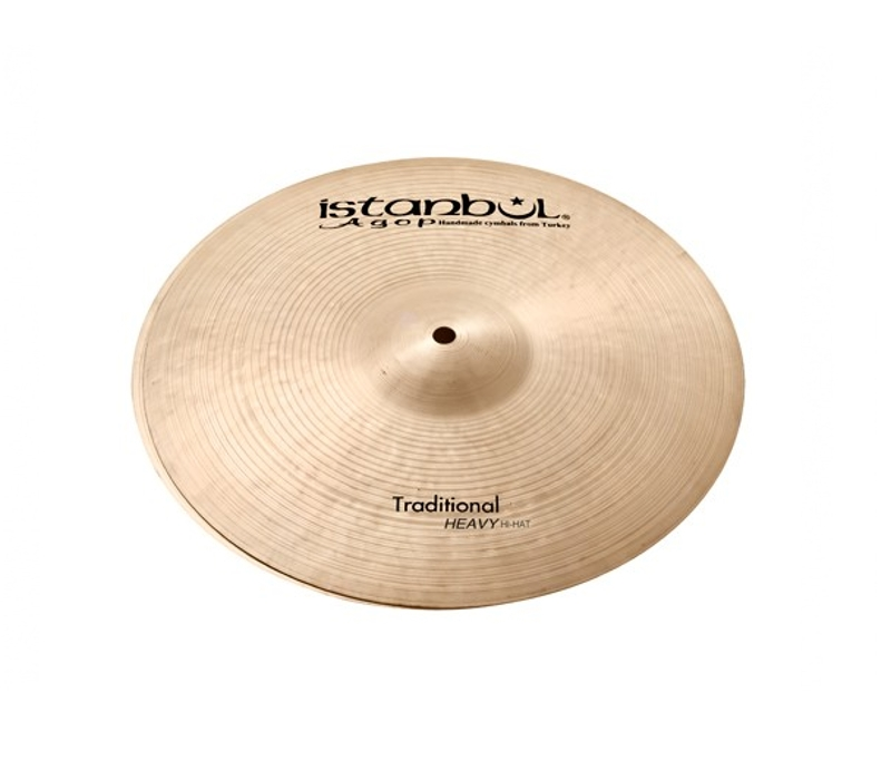 Istanbul Agop Traditional Heavy Hi-Hat 14""