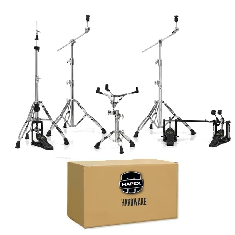 Mapex Armory Hardware Set HP8005 + Twin