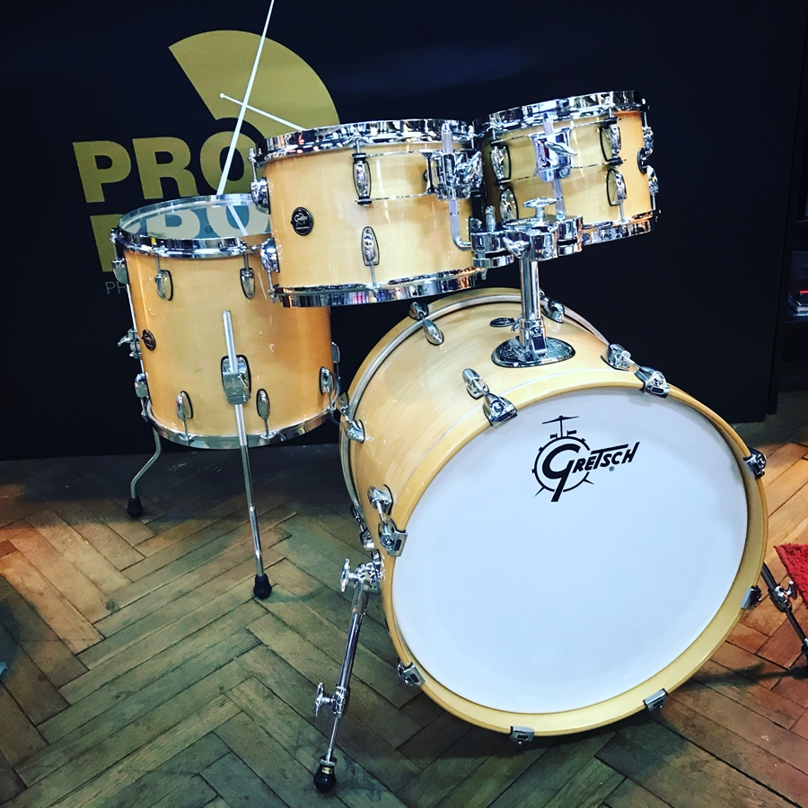 Gretsch Renown Maple 20,10,12,14 Lakier B-Stock