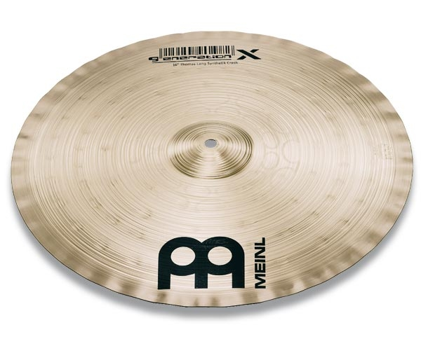 Meinl Generation X Crash Kompressor 17""