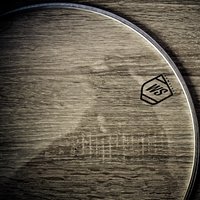 WS Drumheads Classic Clear 18""