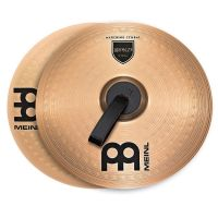 Meinl Marching Bronze B8 Cymbals Medium 16""