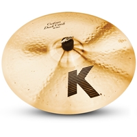 Zildjian K Custom Dark Crash 18""