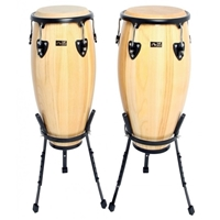 "Club Salsa Conga Set 10"" + 11"""