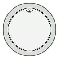 "Remo Bass Powerstroke 3 Clear 16"" + Falam"