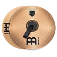 Meinl Marching Bronze Cymbals Medium 18""