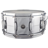 "Gretsch USA Brooklyn Chrome over Brass 14""x6.5"""