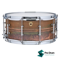 Ludwig Cooperphonic 14x6,5 Raw Patina