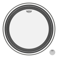 Remo Bass Powerstroke Pro Clear 24""