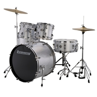 Ludwig Accent Fuse 20,10,12,14 Silver