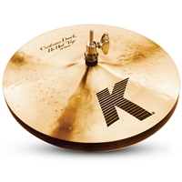 Zildjian K Custom Dark Hi-Hat 13""