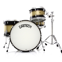 "Gretsch Broadkaster 24"" Gold Black Duco"