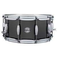 Gretsch S1-6514-BNS Black Nickel over Steel 14x6,5