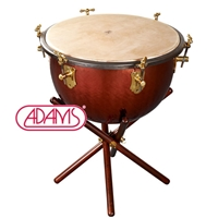 "Adams Kotły Baroque copper 23"" with central tuning"