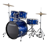 Ludwig Accent Drive 22,10,12,16 Blue