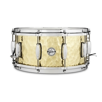 "Gretsch Full Range Hammered Brass Mosiądz 14""x5"""
