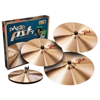 Paiste PST7 Heavy Rock Set + crash 18""