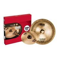 "SABIAN B8 PRO Effects Pack 10"",18"""