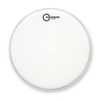 Aquarian Hi-Impact  Coated White 14""